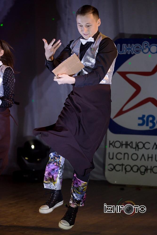 Студия эстрадного танца Aкцент, Официанты