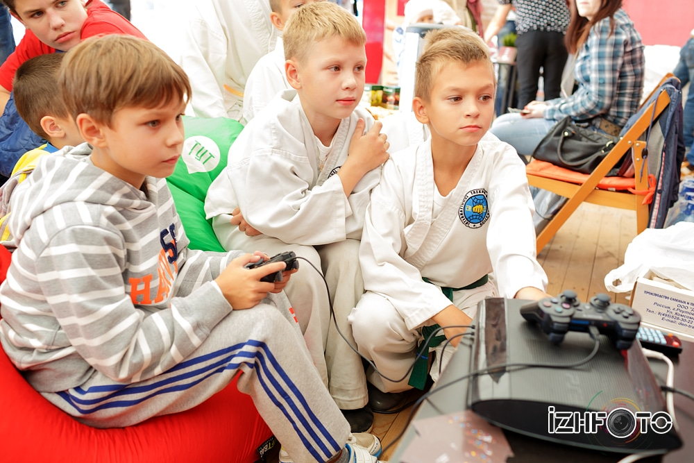 Ижфитнес 2014 в Ижевске