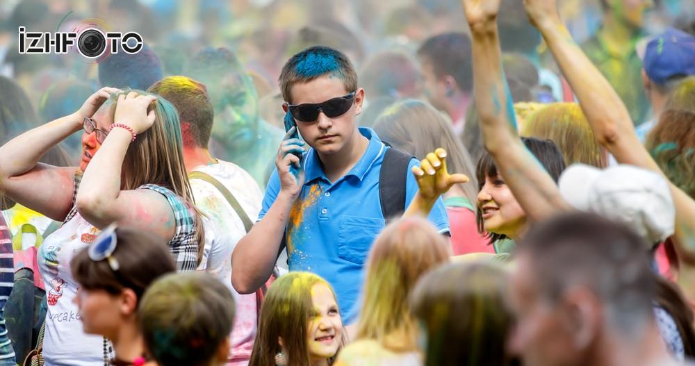 День молодежи в Ижевске 2015