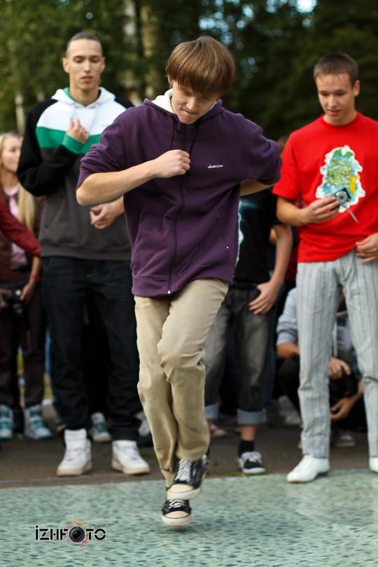 Нip hop танцы Ижевск