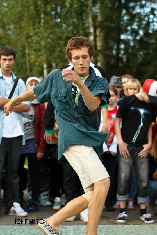 Современные танцы в Ижевске