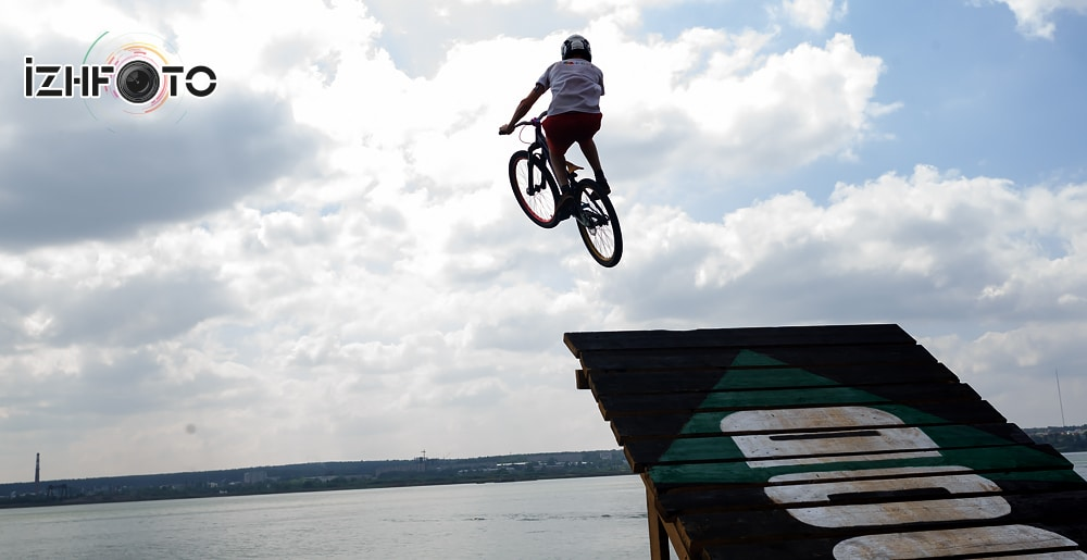 Велоспорт в Ижевске