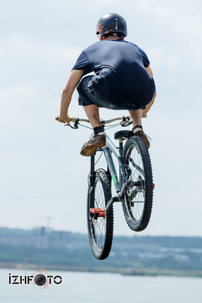 Экстремальный спорт в Ижевске