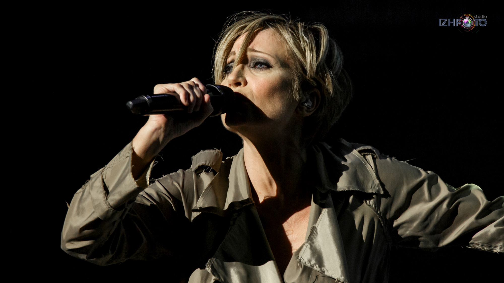Photos from the concert Patricia Kaas