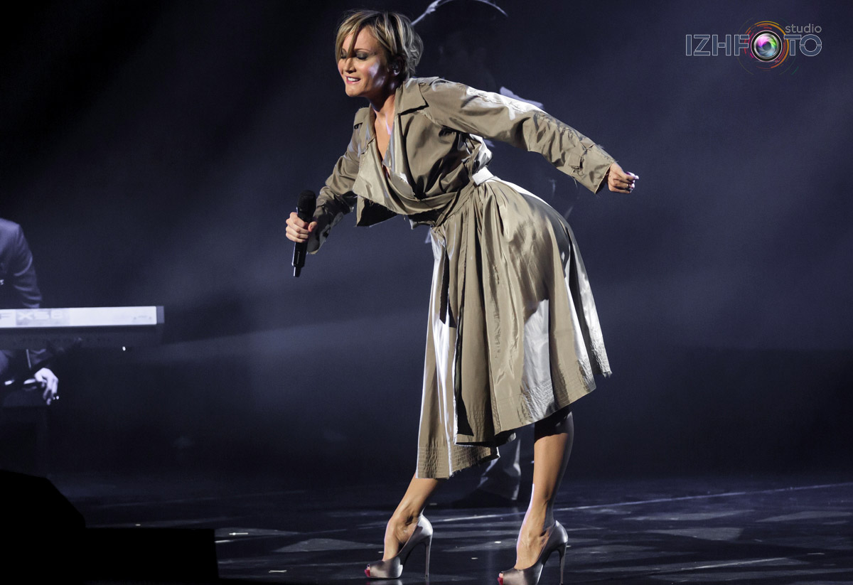 Концерт Патрисии Каас в Ижевске