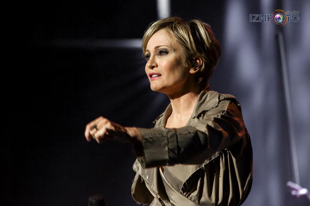 Фото с концертов в ДК Аксион Ижевске