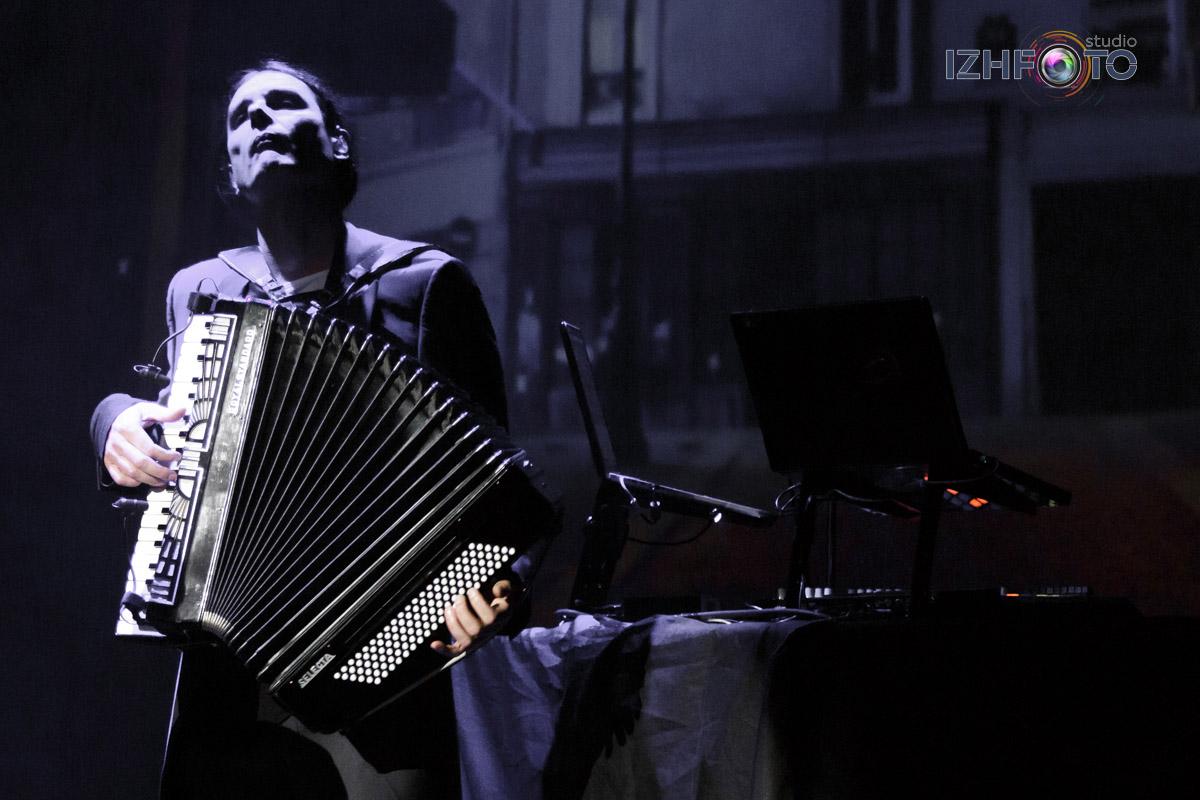 Организация концертов в Ижевске