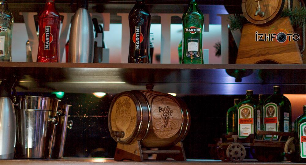 Ресторан-пивоварня Welten в Ижевске Фото