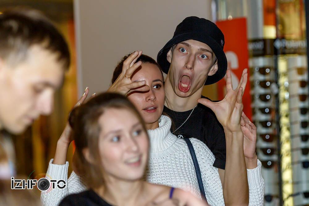 Танцы KALASHNYKOV Ижевск