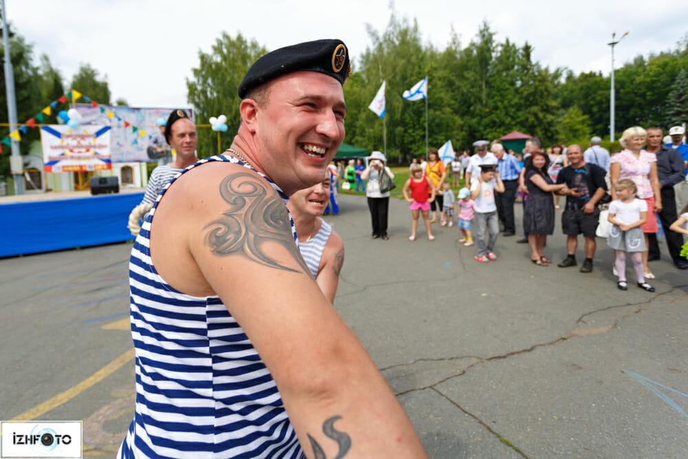 День ВМФ Ижевск Фото