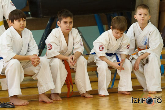 Детский спорт Фото