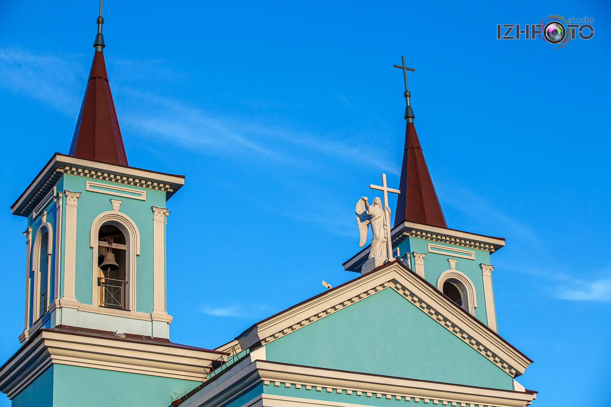 Римско-католический приход Воздвижения Святого Креста Фото