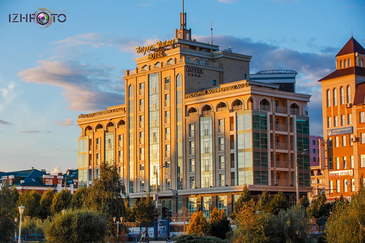 Bilyar Palace Hotel в Казани Фото