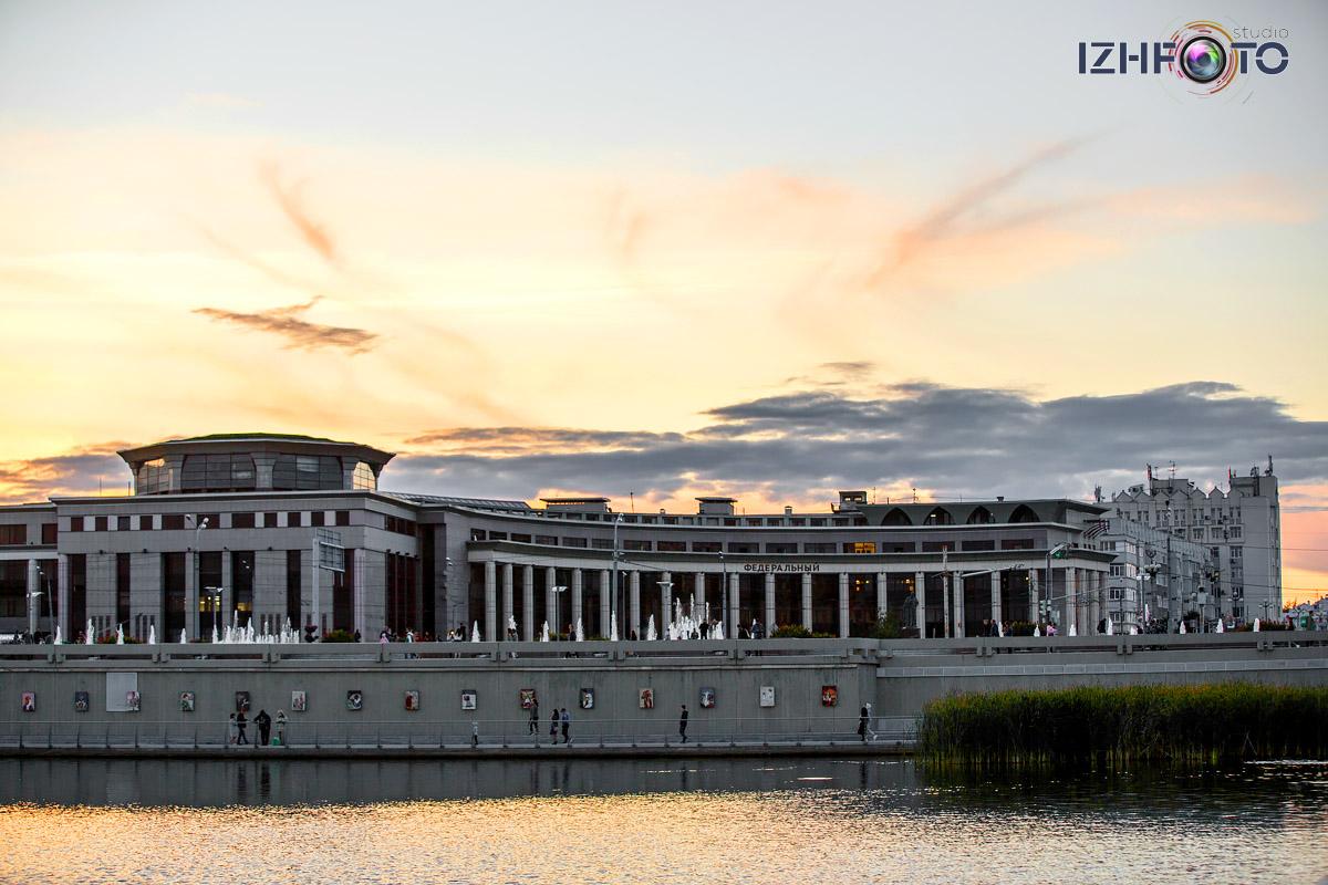 Институт филологии и межкультурной коммуникации Казанского Университета Фото