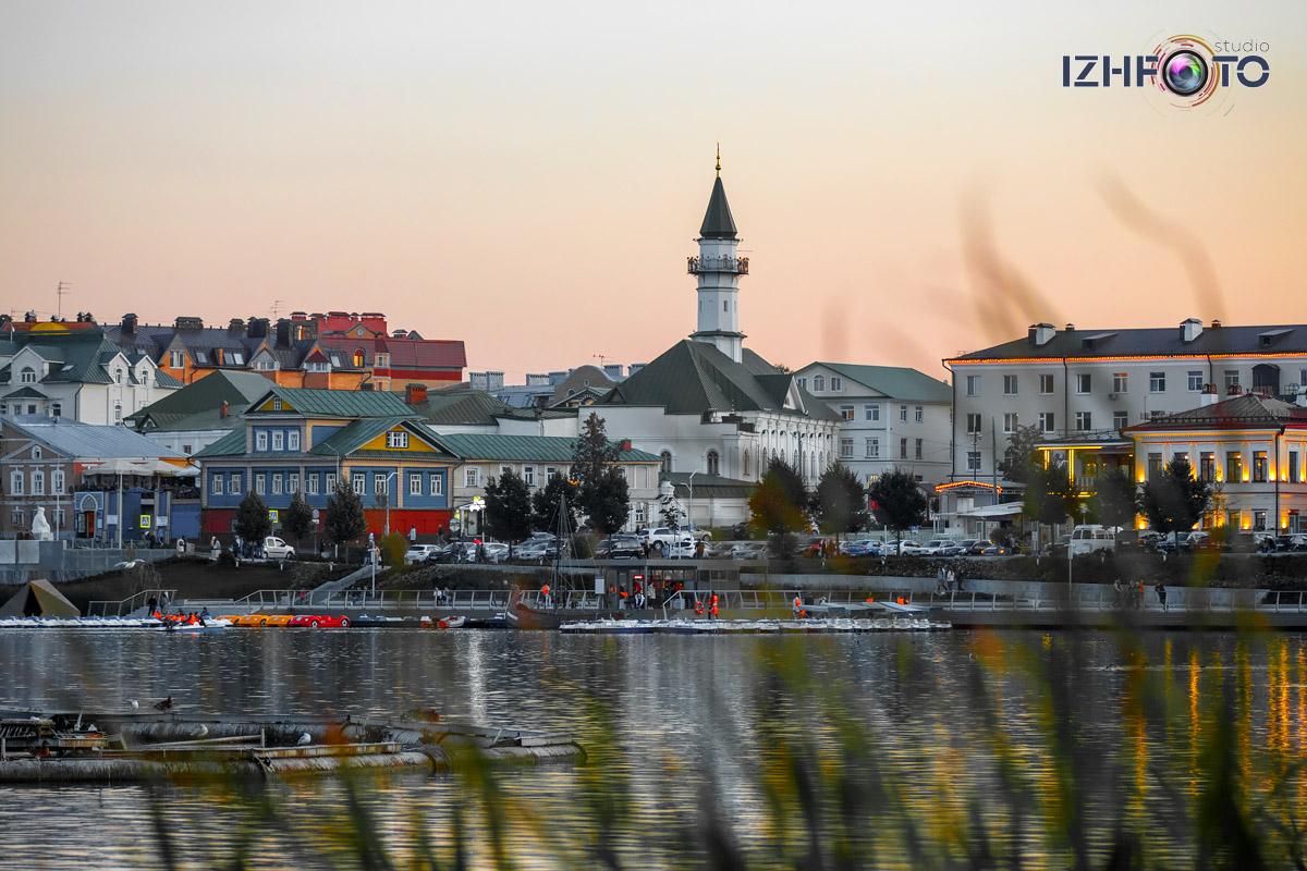 Фото с прогулок по Казани
