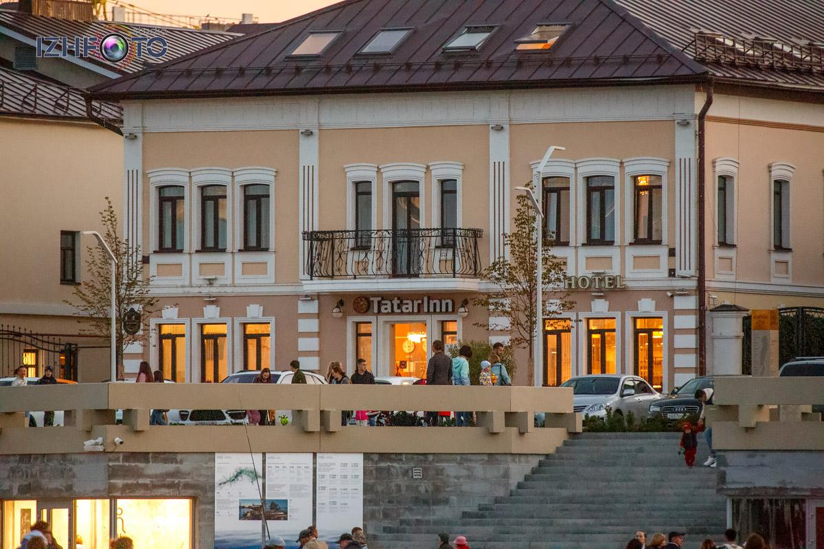 Отель ТатарИнн в центре Казани Фото