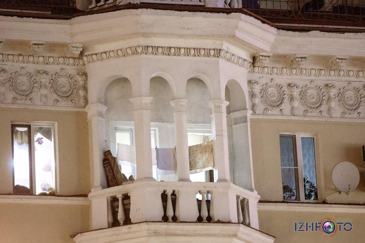 Дома на улице Пушкина в Казани - верность традициям 70-х