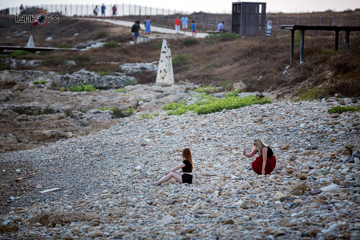 Пляжи Пафоса Фото