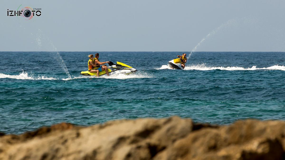 Фотографии пляжей Пафоса Кипр