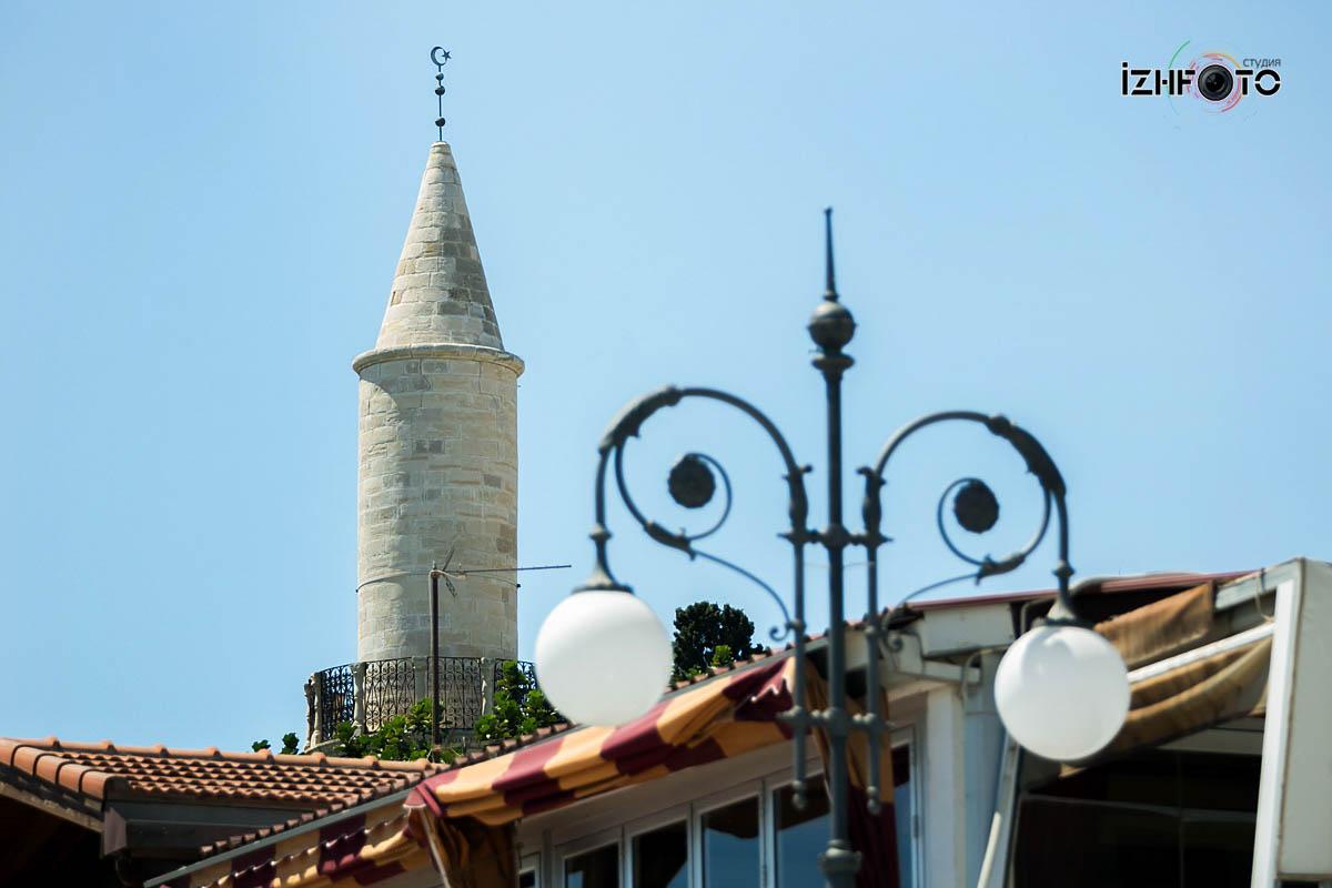 Поездка в Ларнаку Кипр