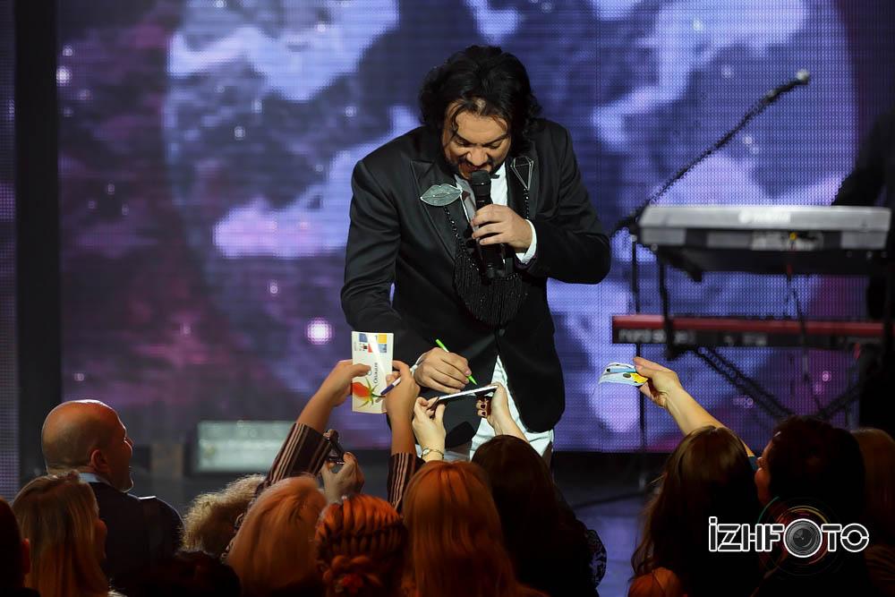 Концерт Филиппа Киркорова 2014 в Ижевске