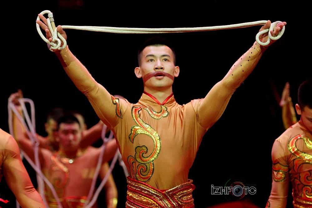 Фото Китайский цирк