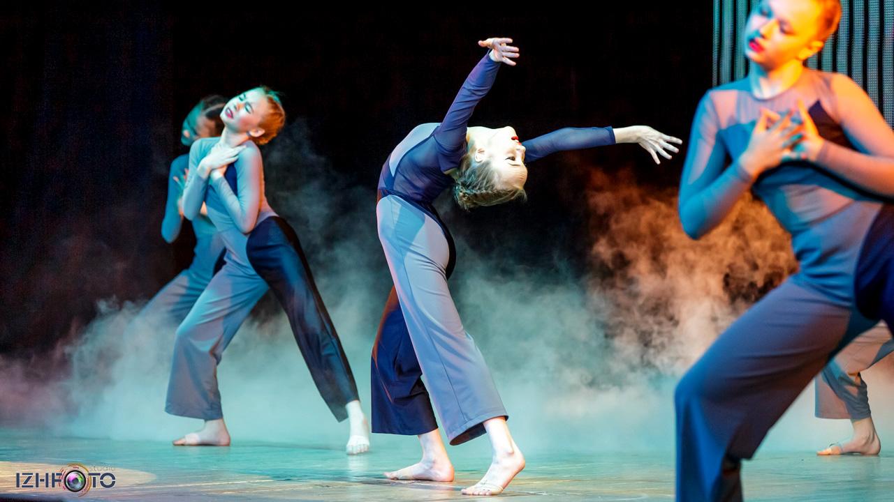 «Колибри» - Танцевальный коллектив Ижевск