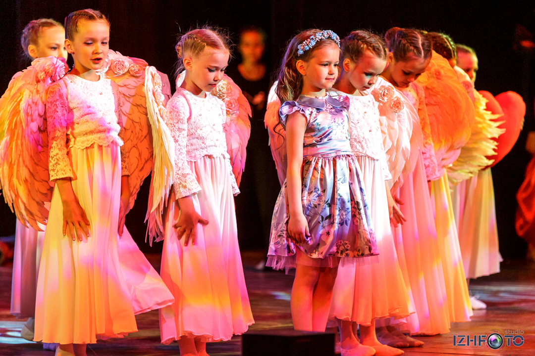 «Колибри» танцы Ижевск Фото