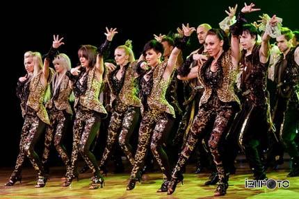 Овация Ижевск концерты