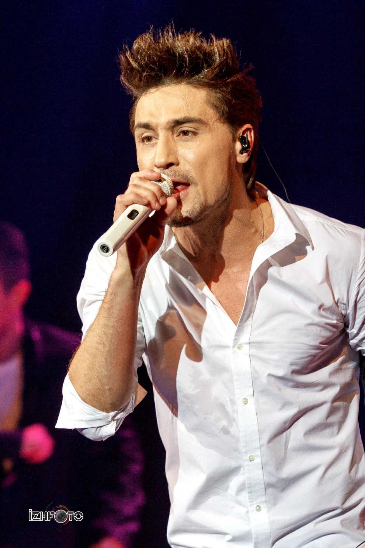 Дима Билан в Ижевске Фото