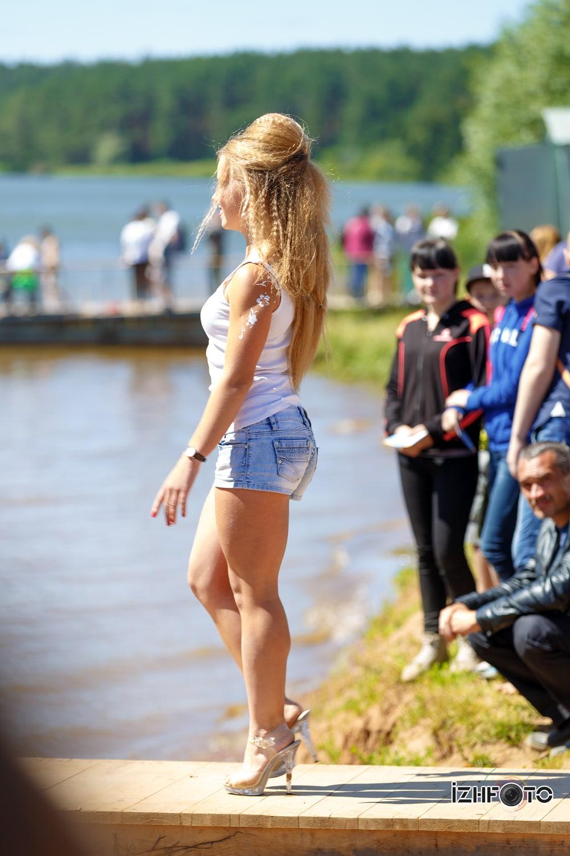 Большая вода 2014 в Воткинске Фото