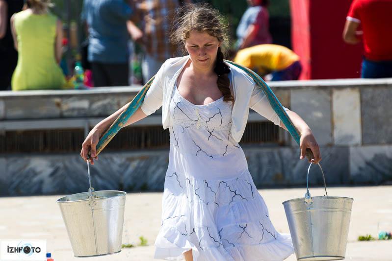 Русские женщины - самые сильные женщины в мире :-)