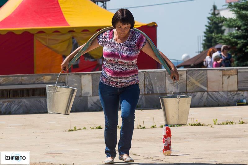 Фоторепортаж со Дня города, Ижевск
