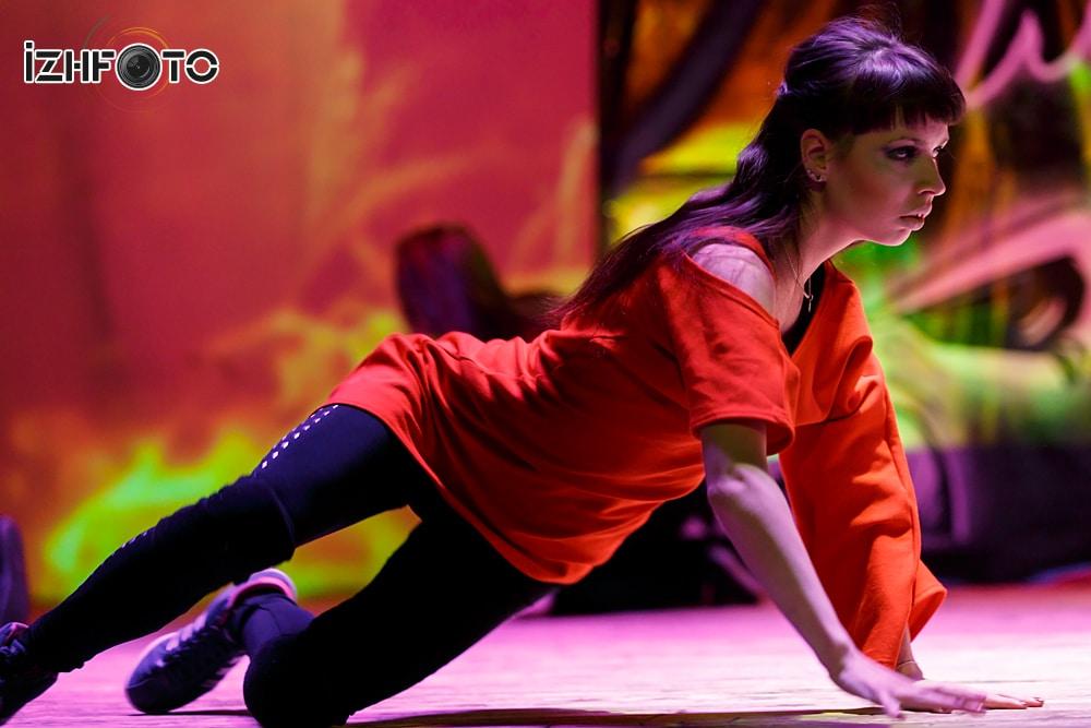 Танцевальная команда Monkey Beat Ижевск