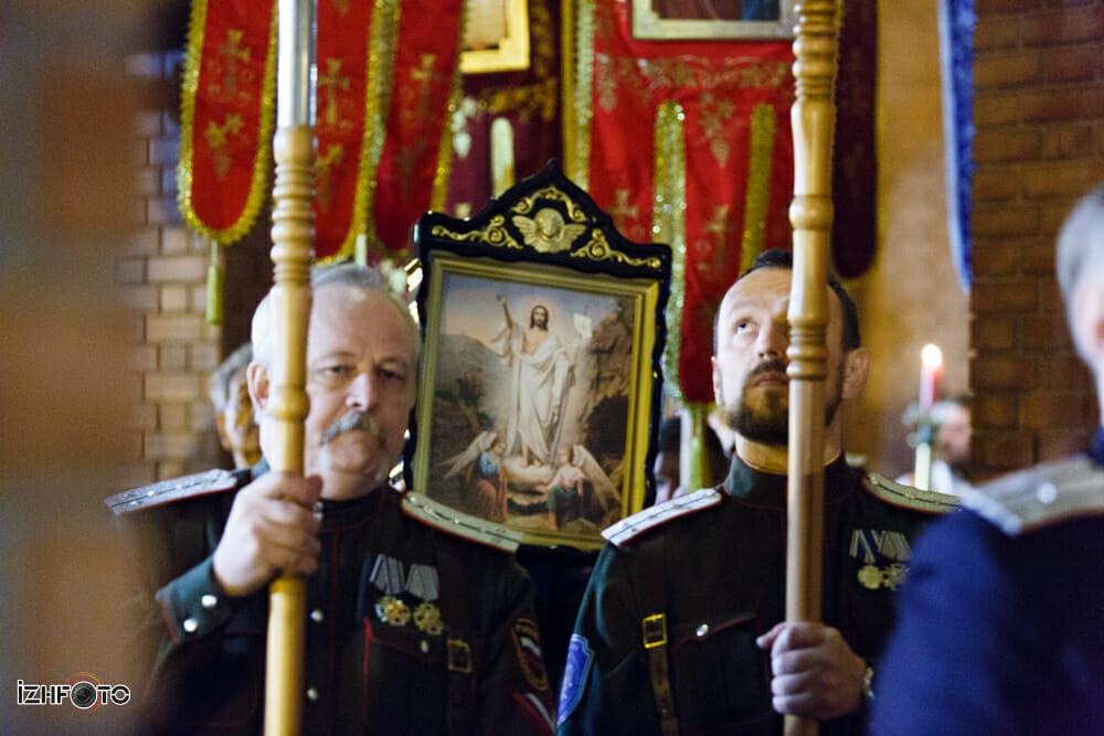 Пасхальный Крестный ход Ижевск