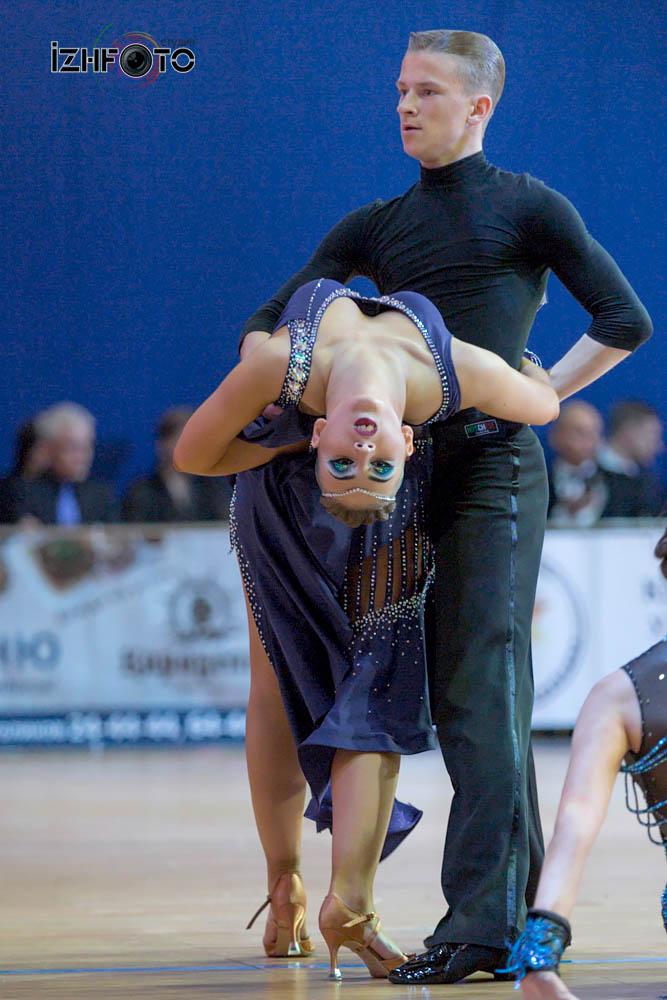 Турнир по танцевальному спорту Ижевск 2017