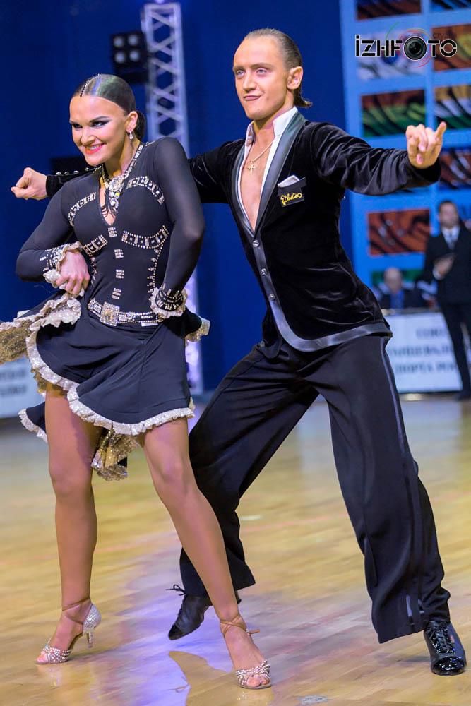 Танцевальный спорт 2017 Фото
