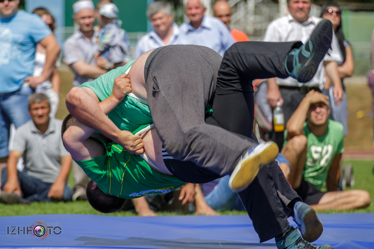 Национальные татарские праздники