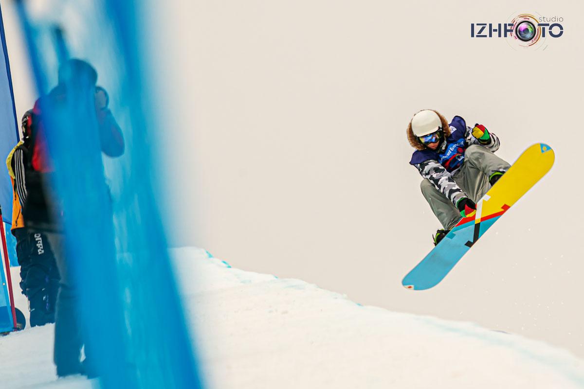Трассы для сноуборда Чекерил