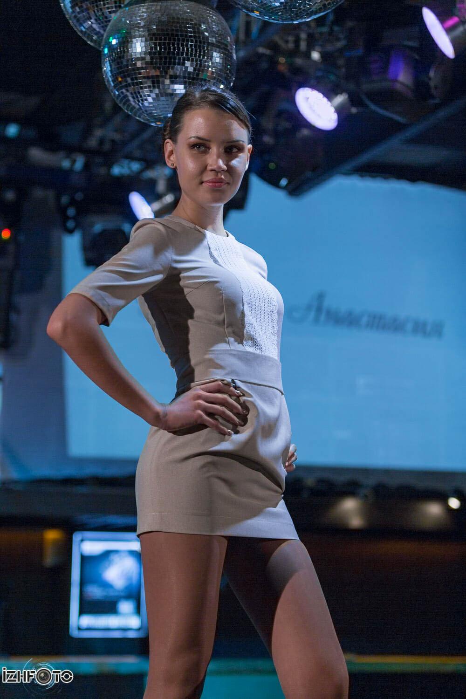 Модельер Анастасия Кузнецова, город Ижевск