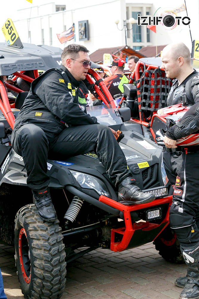 Can-Am Trophy Russia 2015 в Ижевске