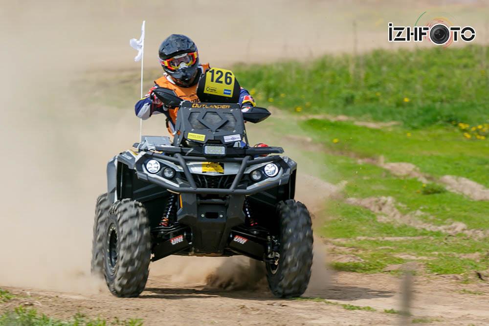 Кузнецов Анатолий BRP Can-Am Outlander XMR 1000 ATV Воткинск