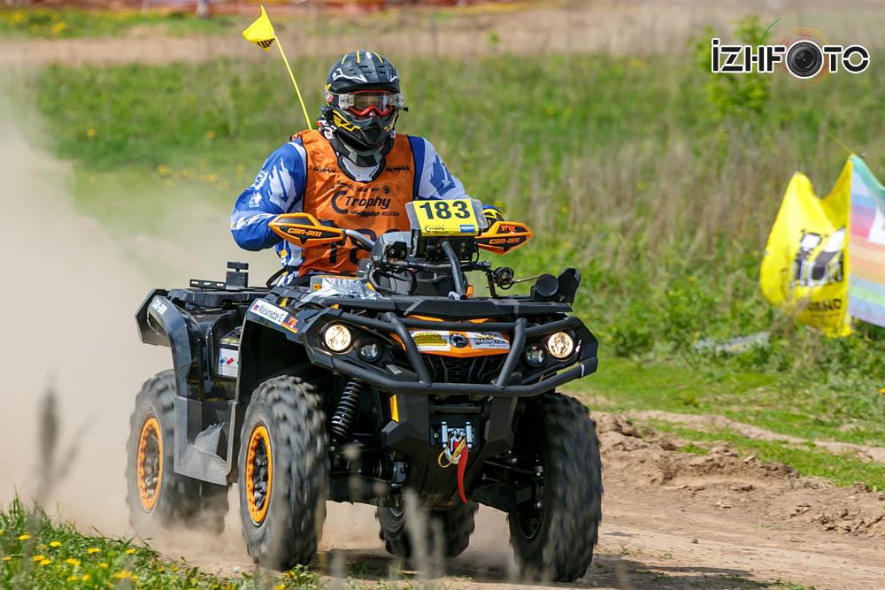 Майсурадзе Георгий Can-Am Outlander MAX XT-P 1000 ATV Санкт-Петербург