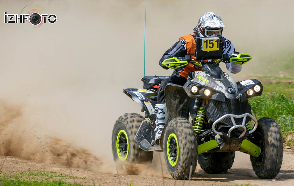 Чернобровкин Владимир Can-Am Renegade 1000 X XC ATV Павлово