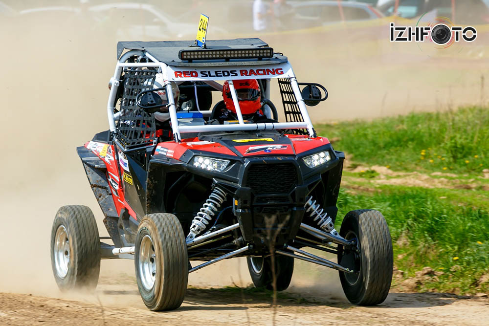 Кубанов Сергей Polaris RZR XP 1000 EPS SSV Standard Санкт-Петербург