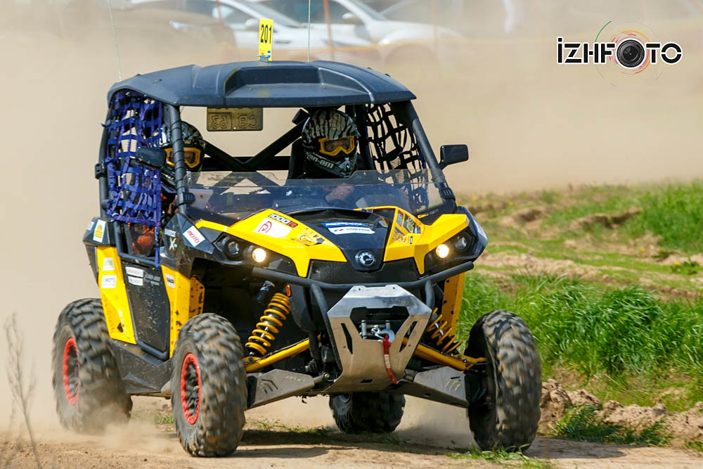 Сикачина Даниил Can-Am Maverick 1000 X rs SSV Standard Ульяновск