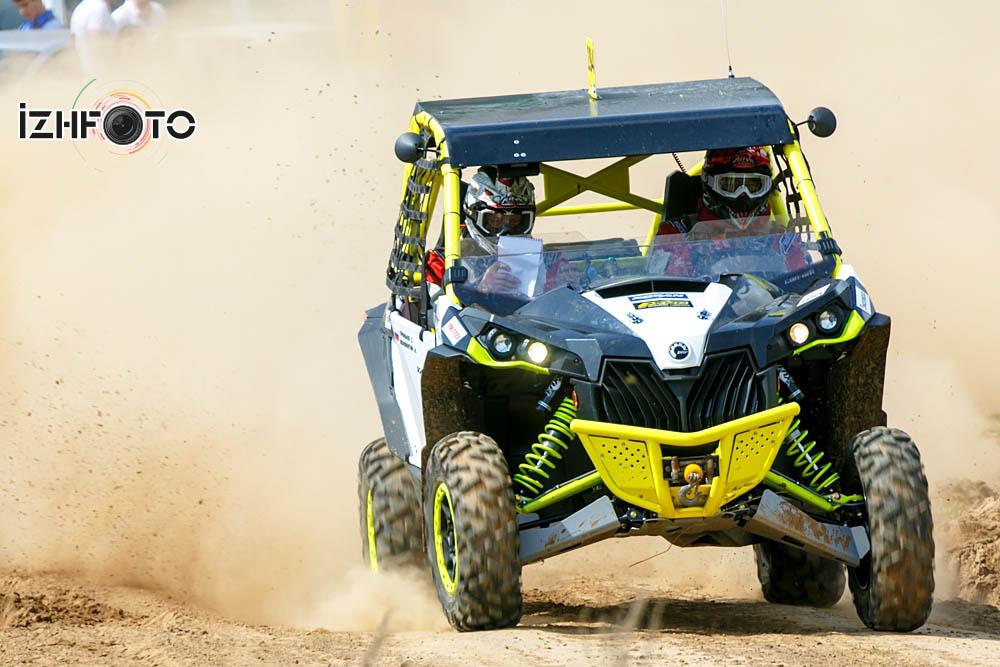 Волокитин Алексей Can-Am Maverick 1000 X rs SSV Standard Екатеринбург