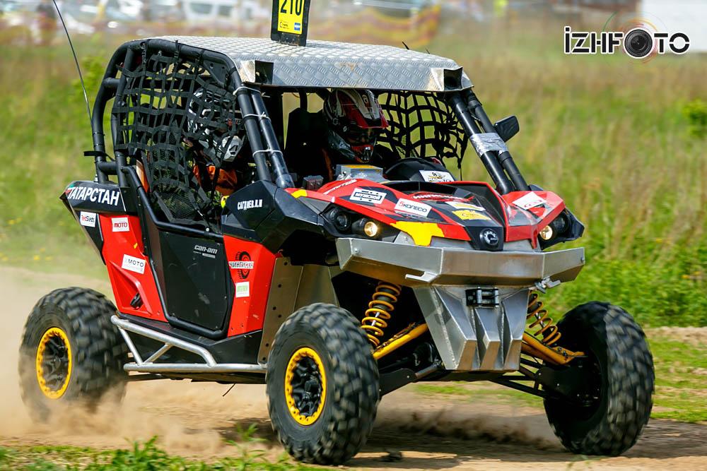 Мадьяров Айдар Can-Am Maverick 1000R X RS SSV Standard Казань