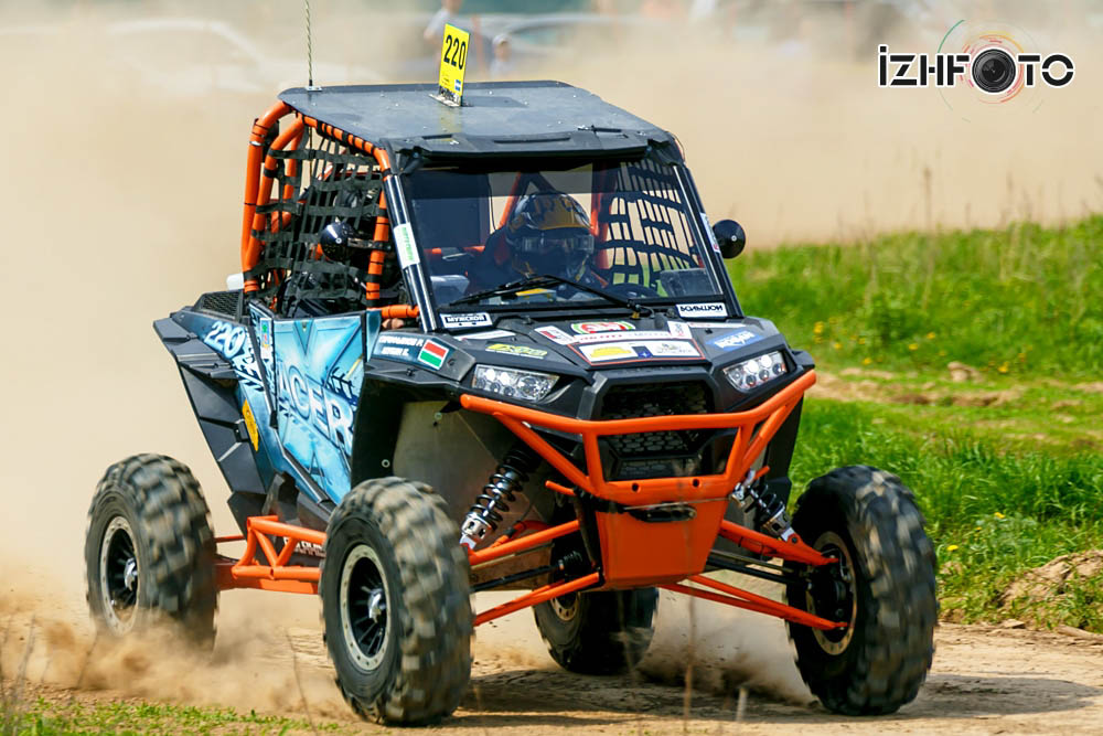 Шубин Кирилл Polaris RZR 1000 SSV Standard долгопрудный