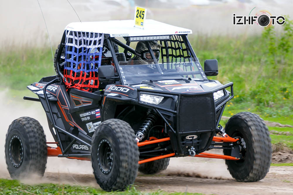 Явтушенко Игорь Polaris RZR XP 1000 EPS SSV Standard Ульяновск